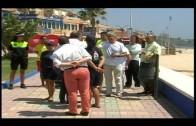 Landaluce muestra su satisfacción por la nueva concesión a la playa de Getares de la Bandera Azul