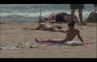 Los voluntarios de Protección Civil asignados a las playas estrenan vestuario