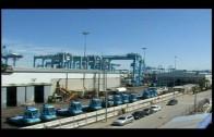 Puerto de Algeciras sube un 9,2% el tráfico total durante el primer cuatrimestre