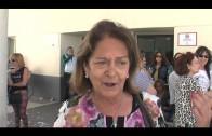 Representantes de la Corporación se solidarizan con los trabajadores de limpieza del Punta Europa