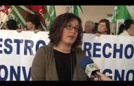 Trabajadores de limpieza del Punta Europa protagonizan una nueva protesta