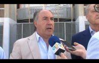 Ayuntamiento y Zona Franca adecuarán la parcela de La Menacha que albergará los exámenes de conducir