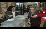 Cruz Roja Española acompaña a votar a personas con problemas de movilidad en las próximas elecciones