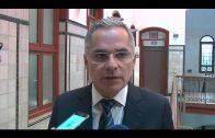El delegado de Seguridad lanza un mensaje de tranquilidad ante los incidentes en el Saladillo