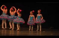 La Academia Adagio celebró ayer tarde su festival de Danza en el Florida