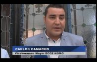 La cofradía Ecce Homo de Las Colinas solicita su futura salida procesional desde la Plaza de Toros