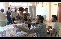 La participación electoral en Algeciras es del 58'01% del censo