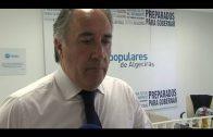 Landaluce confía en que el PP supere los datos de la encuesta del CIS