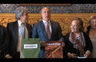 Landaluce recibe a los participantes en el Encuentro Mediterráneo de mediadores culturales
