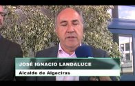 Landaluce recibe a Maroto a su llegada de Ceuta para apelar al voto moderado y por el trabajo