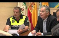 Reunión con las asociaciones de vecinos del Parque Feria para analizar   seguridad y tráfico