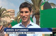 Algeciras cuenta con un nuevo parque gracias a que fue la ciudad que más vidrio recicló