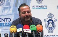 Ávila critica que el PSOE utilize al AMPA del Virgen de la Esperanza en el tema de las pasarelas