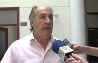 El alcalde informa a los vecinos sobre los detalles del trazado del Acceso Sur