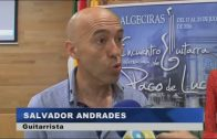 """El III Encuentro Internacional de Guitarra """"Paco de Lucía"""" llega a su ecuador con gran éxito de público."""