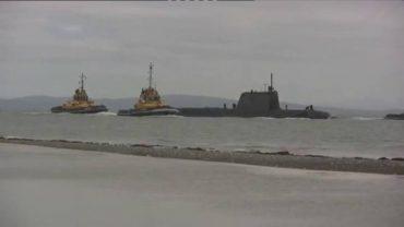 El ministro de Defensa británico pide disculpas a Morenés por el incidente del submarino