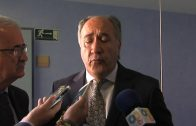 Encuentro entre la presidenta de la Junta y el alcalde de Algeciras para avanzar en temas pendientes