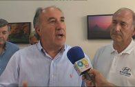 José Ignacio Landaluce recogió en Viajes Porto Albo su carnet de socio un año más