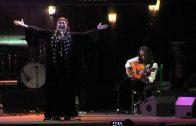 Juana Cid agradece a Pastora Galván su gran espectáculo