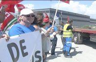 La corporación acuerda una moción en defensa de los trabajadores de SAM Algeciras