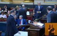 """Landaluce jura como senador para """"seguir defendiendo los intereses del Campo de Gibraltar"""""""