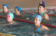 """Mayores de la ciudad disfrutan de Aquagym en el marco del programa municipal """"Vida saludable"""""""