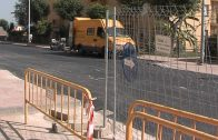 Mejoras en las infraestructuras y el asfaltado en La Granja