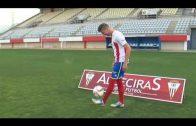 Pablo Ganet, nuevo jugador del Algeciras C.F.