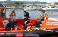 Casi 2.300 inmigrantes a bordo de 95 embarcaciones han llegado a las costas andaluzas en 2016
