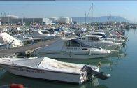 Ecologistas critica la pesca ilegal de atún en Algeciras mientras la vigilancia está en el puerto
