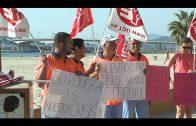 El BOJA publica el establecimiento de servicios mínimos en la huelga  de mantenimiento de playas
