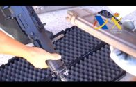 Interceptado en Algeciras un cargamento de más de 800 armas con destino EEUU
