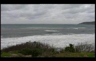 La Agencia Estatal de Meteorología activa la alerta naranja en el Estrecho