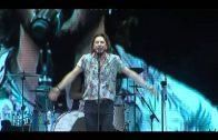 La otra gran cita del fin de semana fue el concierto de Manuel Carrasco el sábado