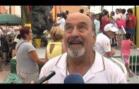 Miles de personas participan en la Romería Marítima Virgen de La Palma