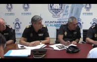 Reunión de seguridad con motivo de las fiestas patronales en Algeciras