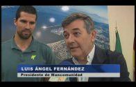 Adrián Gavira es reconocido por la Mancomunidad de Municipios del Campo de Gibraltar