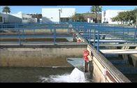 Arcgisa anuncia la reparación de la fuga en la conducción que abastece Algeciras y Los Barrios