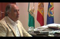 El alcalde recibe al director de TTI Algeciras para interesarse por la situación de la terminal