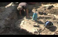 El ayuntamiento lleva a un congreso internacional la excavación del Parque de las Acacias