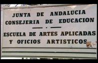 El sindicato USTEA Cádiz denuncia el lamentable estado de conservación de la Escuela de Arte