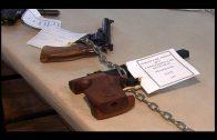La Comandancia de la Guardia Civil subastará 195 lotes de armas en modalidad de pliego cerrado