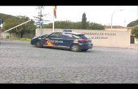 La Policía Nacional detiene en Algeciras a una persona por sustraer material de una nave industrial
