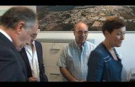 Miembros del Consorcio visitan las nuevas oficinas de la estación de autobuses