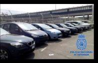 Recuperados 18 vehículos robados en Europa por valor de 657.000 euros