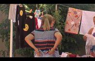 Zarzuela visita el mercadillo solidario de Cortijo Vides