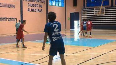 22 infantiles del Balonmano Ciudad de Algeciras participan en el Cto. de Andalucía Provincial