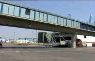 Detenido por contrabando de tabaco en Algeciras el conductor de un autobús con 14.400 cajetillas