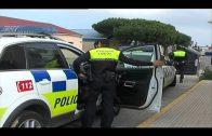El 061 reconoce a dos policías locales que salvaron la vida a una mujer