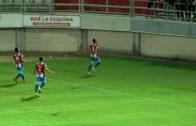 El Algeciras C.F., líder tras vencer 2-0 al Betis B